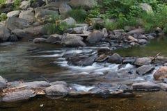 Un arroyo reservado foto de archivo