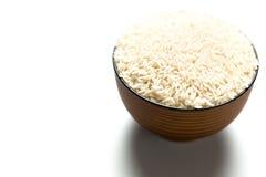 Un arroz en un cuenco Imagenes de archivo