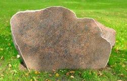 Un arsenal de la piedra cortada Imagen de archivo libre de regalías