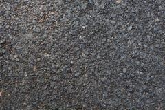 Un asphalte gris-foncé lisse Photographie stock libre de droits