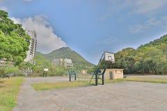 un au sol de Kennedy Town Service Reservoir Play Images stock