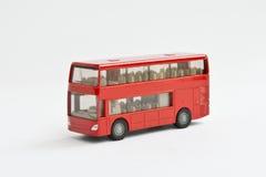 Un autobus à deux étages Images libres de droits