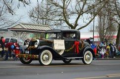 Un'automobile di 1929 classici Fotografia Stock Libera da Diritti