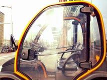 Un'automobile strana Fotografia Stock Libera da Diritti