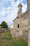 Un autre château en France Image libre de droits