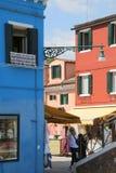Un autre jour de détente à Venise Photos libres de droits