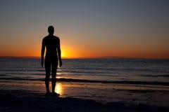 Un autre palais au coucher du soleil Photo libre de droits