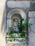 Un Ave Maria Stock Image