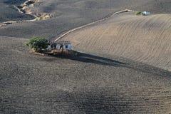 Un'azienda agricola in Andalusia Immagini Stock