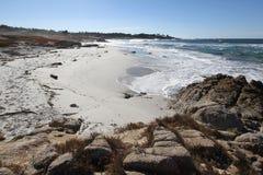 Un azionamento California da 17 miglia Fotografia Stock