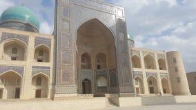 Un bâtiment oriental Images libres de droits