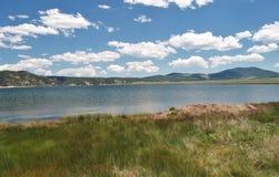 Un bacino idrico da undici miglia Fotografie Stock Libere da Diritti