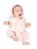un bambino da 2 mesi Immagine Stock