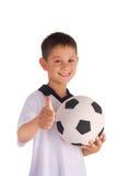 Un bambino felice Immagine Stock