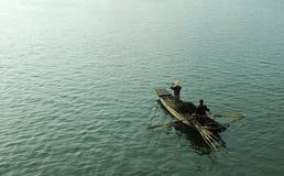 Un barco Fotografía de archivo libre de regalías
