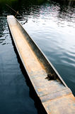 Un barco Foto de archivo libre de regalías
