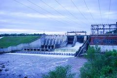 Un barrage Image libre de droits