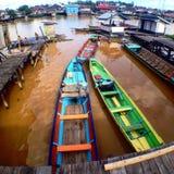 Un bateau de la vie Photographie stock libre de droits