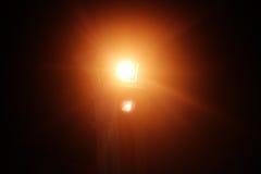 Un beau courrier de lampe Photos stock