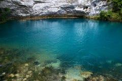Un beau lac Photographie stock libre de droits