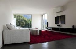 Un bel appartement neuf images libres de droits