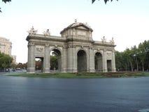 Un bel endroit - Madrid, Espagne photos stock