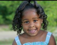 Un bel enfant Image libre de droits