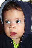 Un bello bambino Fotografia Stock