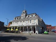 Un bello hotel a Kingston fotografia stock libera da diritti