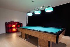 Un bello nuovo appartamento immagini stock