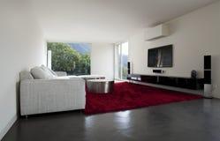 Un bello nuovo appartamento immagine stock