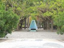 Un bello posto - Lisbona, Portogallo fotografia stock libera da diritti