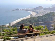 Un bello posto - Rio de Janeiro, Brasile immagine stock libera da diritti