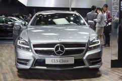 Un benz di 2013 GZ AUTOSHOW-Mercedes classe CLS Fotografie Stock Libere da Diritti