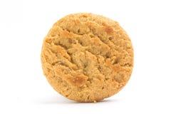 Un biscuit fait maison images stock