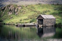 Boathouse fotos de archivo
