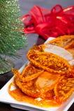 Tartas dulces para los bocados imagenes de archivo
