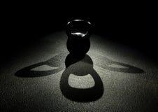 Un bollitore Bell di tre ombre Immagine Stock Libera da Diritti