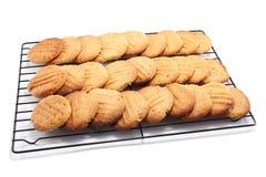 Un bon nombre de biscuits Photographie stock libre de droits