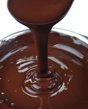 Un bon nombre de chocolat Photographie stock libre de droits