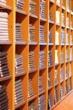 Un bon nombre de jeans Image stock