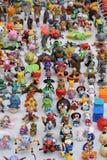 Un bon nombre de jouets pour des enfants et de jeunes adultes Photographie stock libre de droits