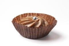 Un bonbon simple de chocolat Photographie stock