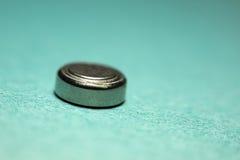 Un botón de la pila Imágenes de archivo libres de regalías