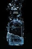 Un buceador del alcohol. fotografía de archivo libre de regalías
