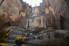 Un Buddha 002 Fotografia Stock