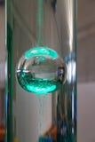 Un bulle d'air Photographie stock libre de droits