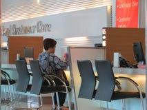 Un bureau moderne dans Serpong Image libre de droits