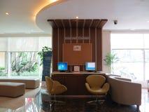 Un bureau moderne dans Serpong Images libres de droits
