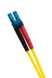 Un câble de fiberchannel Image libre de droits